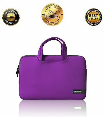 """Messenger Sleeve Case Briefcase Tote Bag For iPad Pro 12.9""""/MacBook Air 13 13.3"""""""