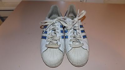 Men's Adidas Superstar tennis basketball shoes sneakers 8.5 D
