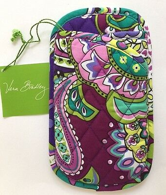 Vera Bradley NWT Double Eye Eyeglass Case in Heather Free Shipping