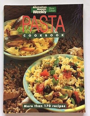 Australian Women's Weekly | PASTA COOKBOOK | Paperback | AWW
