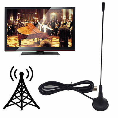 Digital 5DBi DVB-T TV Antenna Freeview Aerial HDTV Strong Signal Booster NMDS