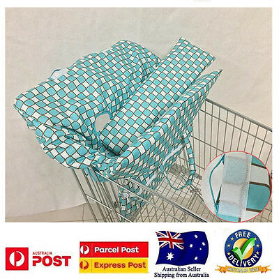 Shopping Trolley Liners Shopping Cart Cover Protectors for Baby Easy to bring OZ