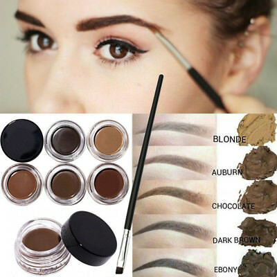 Durable Pommade Crème Gel à Sourcils Teint Eyebrow Liner Maquillage Long Lasting