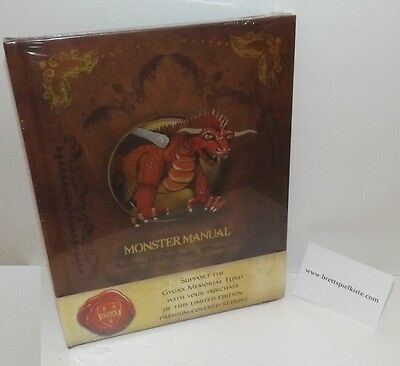 Advanced Dungeons & Dragons - Monster Manual - Premium 1st Edition *Neu & OVP*