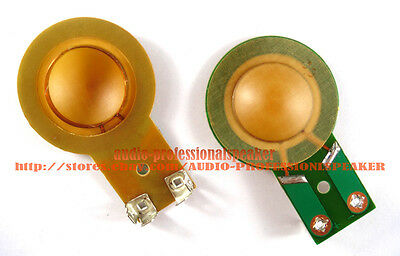 2pcs of 25.4mm 25.5mm Hiqh Quality Diaphragm 8ohm for Foster N30,025N08, 025H278