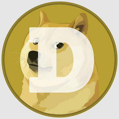 5000 Dogecoin (DOGE) - 10 hours mining contract [ID verification required]