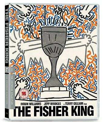 The Fisher King - The Criterion Collection (Restored) [Blu-ray]