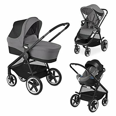 Cybex Balios M TRIO-SET Manhattan Grey Goldline Kollektion 2017 - NEU