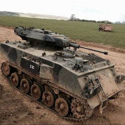 Drive A 17 Tonne WW2 Tank Experience Day - UNWANTED GIFT
