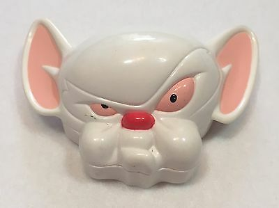 Pinky and the Brain PVC Figure  made in 1997