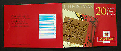 1999 Great Britain>Bar Coded Stamp Booklet>Lx18