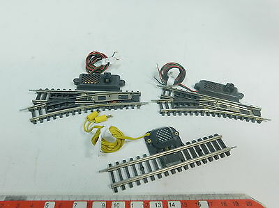 az701-0, 5 #3X Rokal TT GAUGE / DC E Soft Left + Decoupler Tested, Very Good