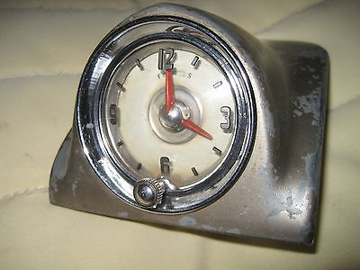1949 - 1951 oldsmobile clock