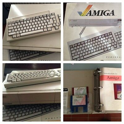 Commodore Amiga 1000 Bundle 30 games Pack