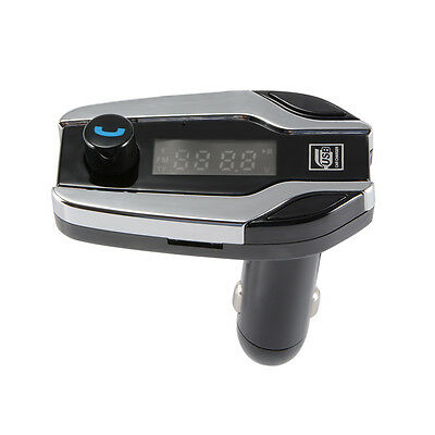 X7 Car Kit Handsfree Wireless Bluetooth FM Transmitter MP3 Player Charger MA1152