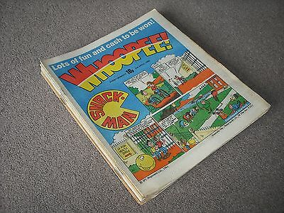 WHOOPEE / WOW  X  17 issues - 1983/84