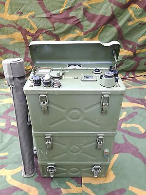 Military VHF Radio Transceiver RUP 2A