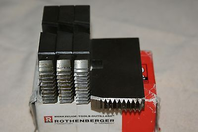 rothenberger pipe threading dies NPT 2.1/2 - 3IN