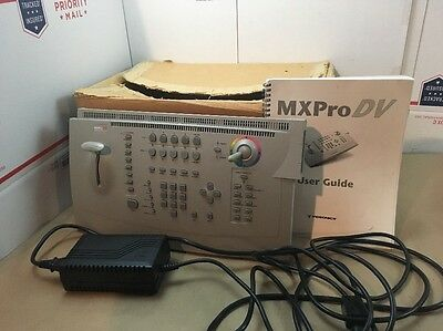 Videonics MXPro DV Video Mixer Firewire in/out complete w/power supply, manual