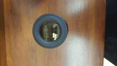Vintage camera lens by Focal made in Japan