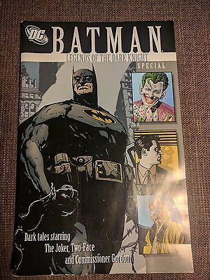 Batman Legends of the Dark Knight Special  DC Comic