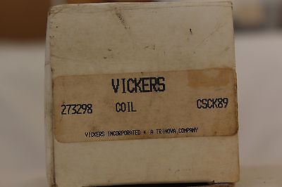 Vickers 273298 Coil  CSCK89