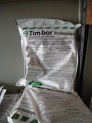 TIMBOR Insecticide Fungicide Preservative 1.5Lbs PEST CONTROL TERMITES ANTS