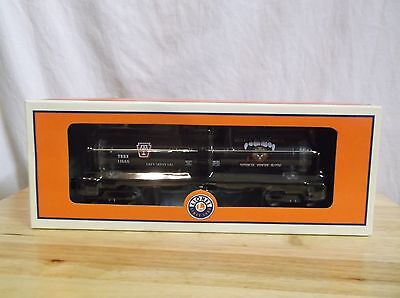 Lionel 6-36151 HALLOWEEN Grave's Mortuary Blood Bank Tank Car O gauge NEW IN BOX