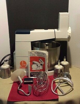 Blakeslee A717 Commercial Mixer with 5-7 Quart Bowl ATTACHMENTS Restaurant