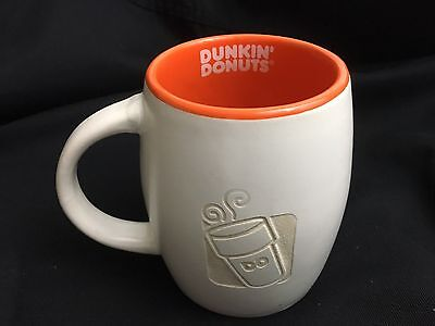 Dunking Donuts-2012 Engraved Coffee Mug-14 Oz