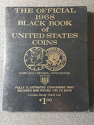 The Official 1968 Black book Of United States Coins