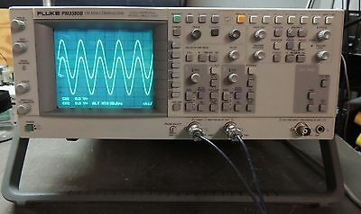 Fluke PM3380B 100MHz 200MS/s Combiscope  Oscilloscope  Tested, Working, NICE!!
