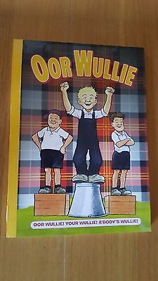 oor wullie Comic book. Superb Condition