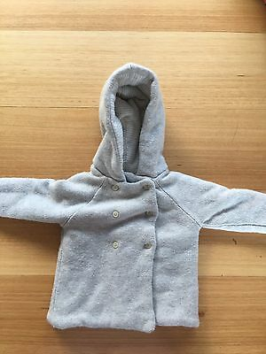 Grey Country Road kids Jacket