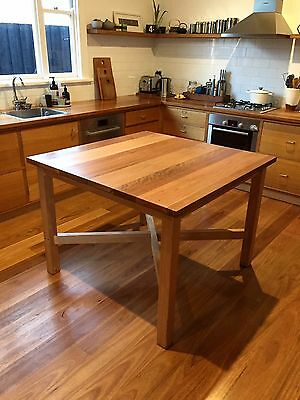Vintage Antique Science Lab Bench Kitchen Island Featherston design