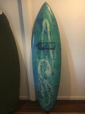 GSD Surfboard - Retro