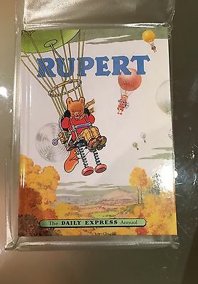 New Rupert Bear 1957 Limited Edition Annual Facsimile Collectible / Book