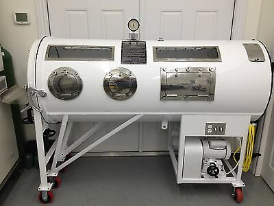 IRON LUNG : 1940s Emerson Iron Lung Fully Restored and Functional  VERY Rare