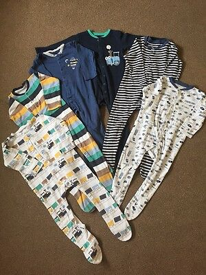 Baby Boy All-in-One PJ's 18-24 Months
