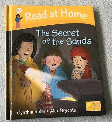 The Secret of the Sands  Level 5c - Read at Home - Oxford Reading Tree
