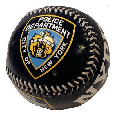 New Baseball Ball Nypd City Of New York Police Department