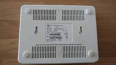 BT Openreach ECI Fibre Optic Modem Router VDSL FTTC