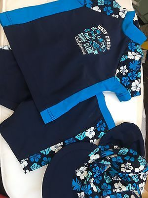 3 Piece Baby Swim Set  3-6months