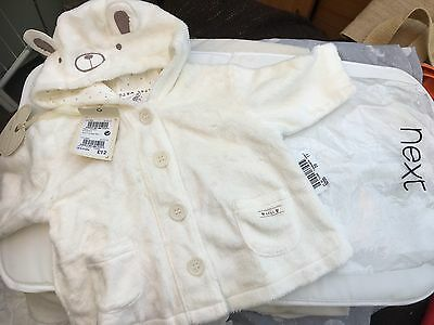 BNWT Next Baby Up To 3months