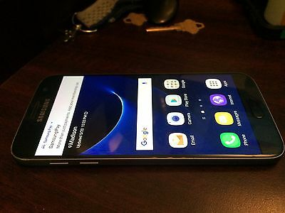 Samsung Galaxy S7 - 32GB - Black Onyx (Unlocked) Smartphone T-mobile, AT&T