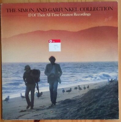 The Simon And Garfunkel Collection 12in Vinyl Record LP (1981) VG+  Condition