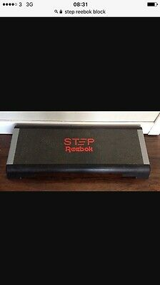 Health & fitness REEBOK STEP Exercise Block Gym Keep Fit