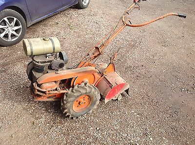 Howard 350 rotovator suitable for garden allotment etc for Allotment tools for sale