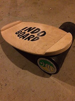 """27"""" Indo Board With Roller"""