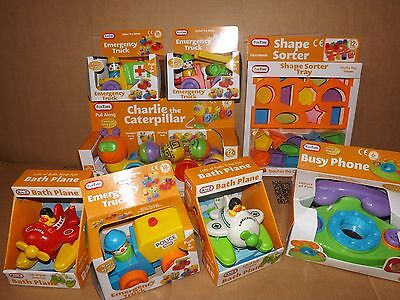 BRAND NEW baby bundle pre school kids gift birthday educational fun time toys K